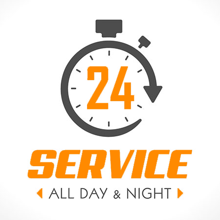 24 Hr Emergency Service